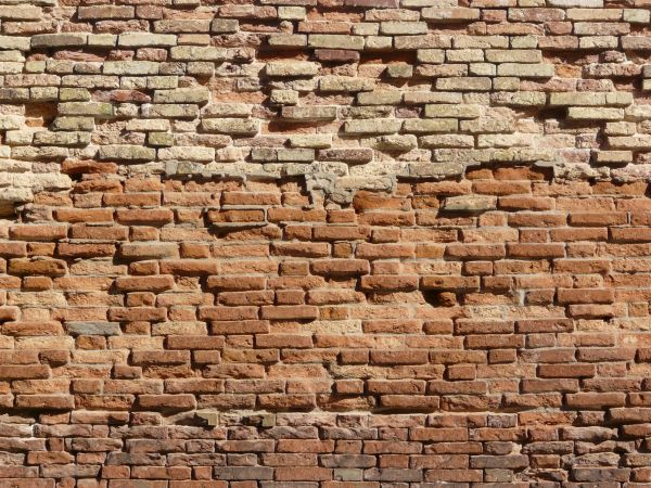 how to clean exterior bricks surface of the brick