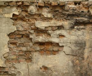 damaged and old brick textures