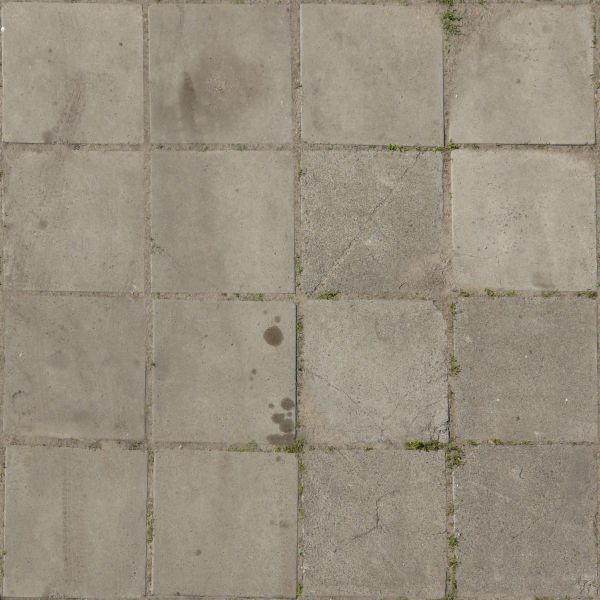 Seamless Dirty Tile Texture 0021 Texturelib