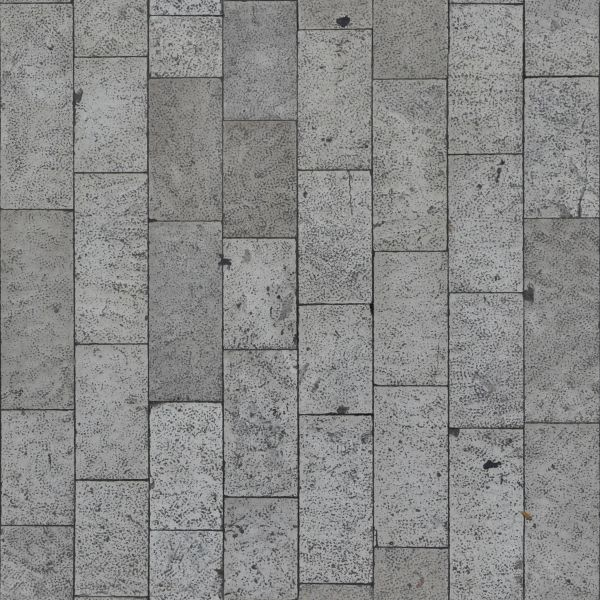 Seamless pavement texture consisting of rectangular stones with rough  surface. pavement textures   Texturelib