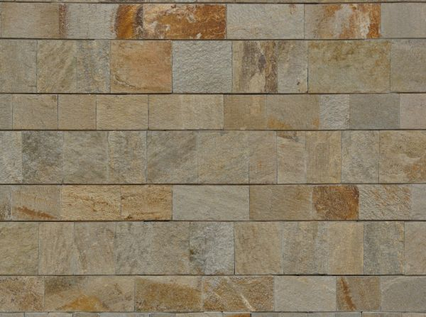Beige Stone Set Evenly In A Patter Altering Sizes  Wall Textures Texturelib