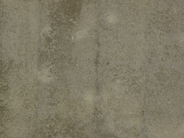 Seamless texture of smooth concrete in light grey tones with small holes in surface.