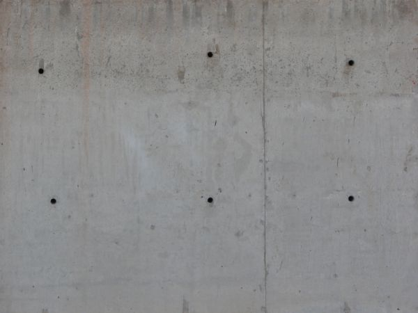 Smooth Concrete With Holes 0035 Texturelib