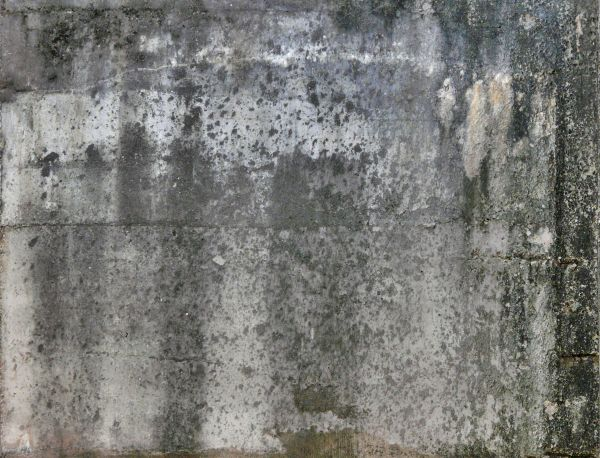 how to clean a dity wall