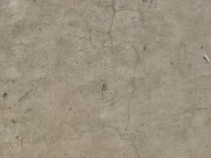 Concrete floor texture in light grey tone with slightly worn surface and few cracks.