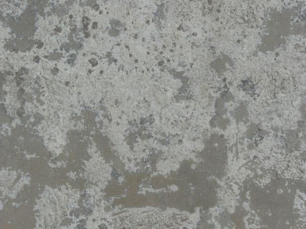 Concrete Floor Texture In Grey And White Tones With Slightly Rough,  Weathered Consistency.