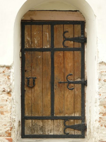 Wood And Iron Doors