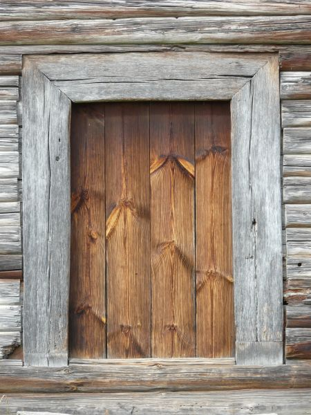 brown wooden door 0176 - Texturelib