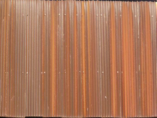 Brown metal siding texture 0010 texturelib for Metal shiplap siding