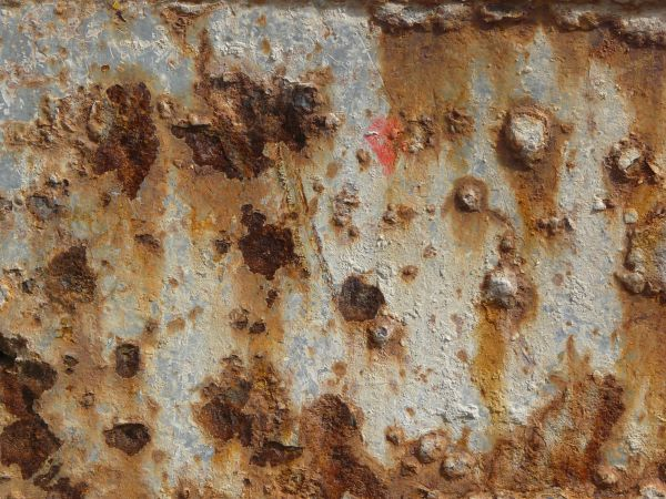 completely rusted metal textures texturelib