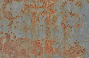 Completely Rusted Metal Textures