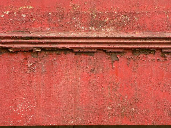 rusted red paint texture 0006 Texturelib