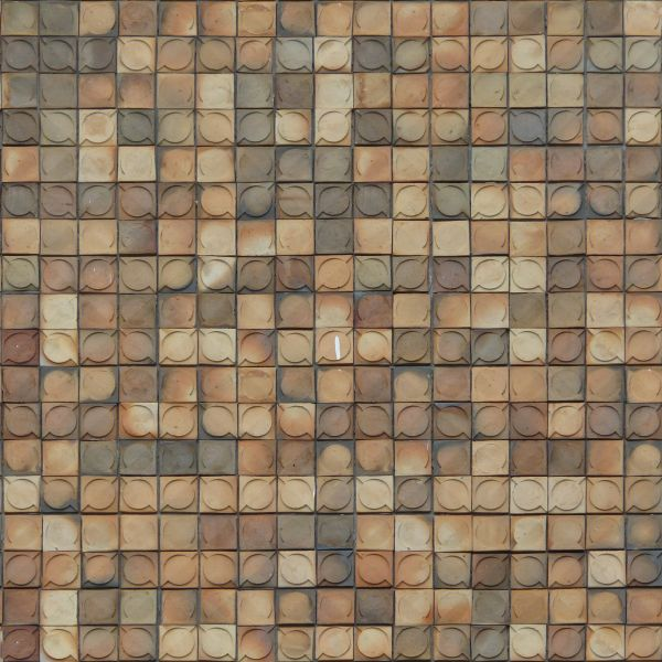 Seamless Ceramic Tile Texture
