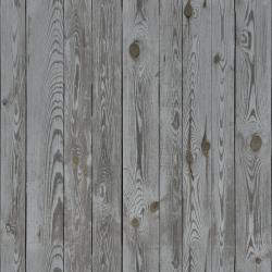 Seamless Grey Planks In Varying Widths Installed Vertically