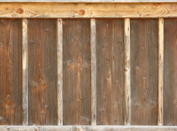 Old wood paneling with thin planks set vertically at repeating intervals. - Old Plank Textures - Texturelib